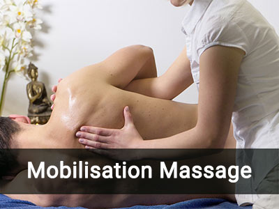 remedial massage forest lake